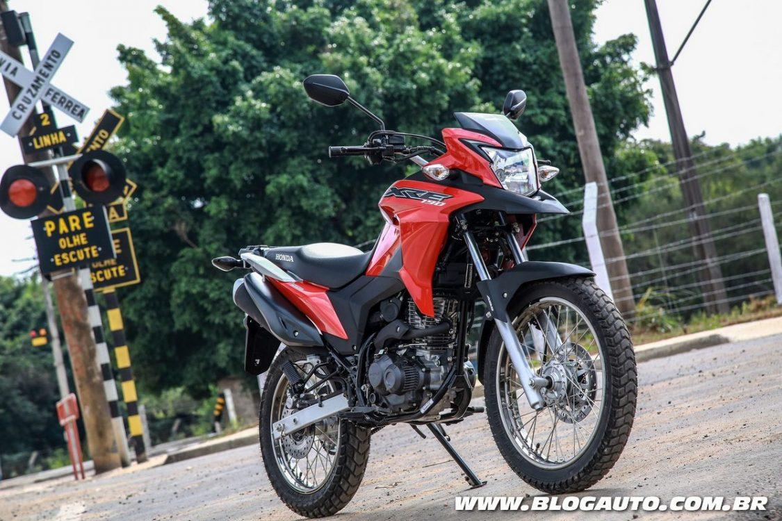 Trail Honda XRE 190 estreia por R$ 13.300 - BlogAuto