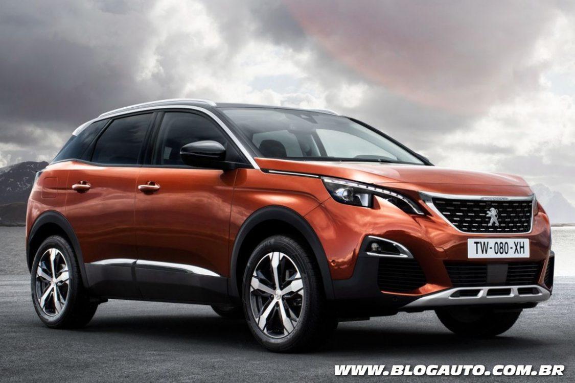 Novo Peugeot 3008 é mais SUV e menos minivan