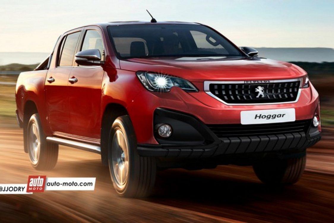 Toyota Hilux Diesel 2016 - Peugeot terá picape média baseada na Hilux - BlogAuto