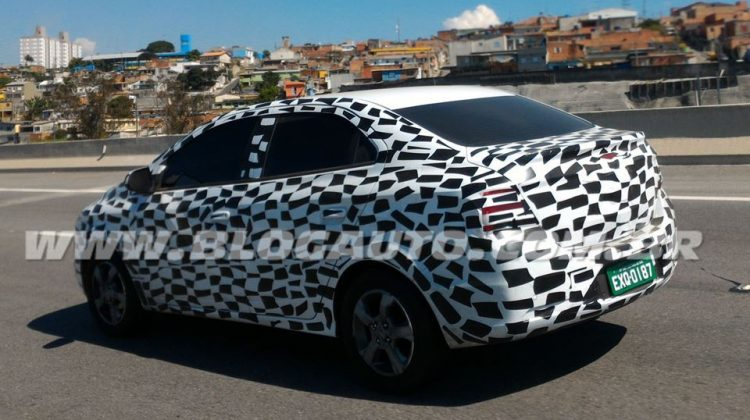 Segredo Chevrolet Onix e Chevrolet Prisma