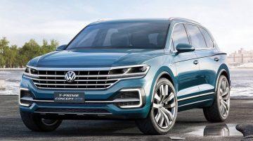 VW T-Prime GTE Concept
