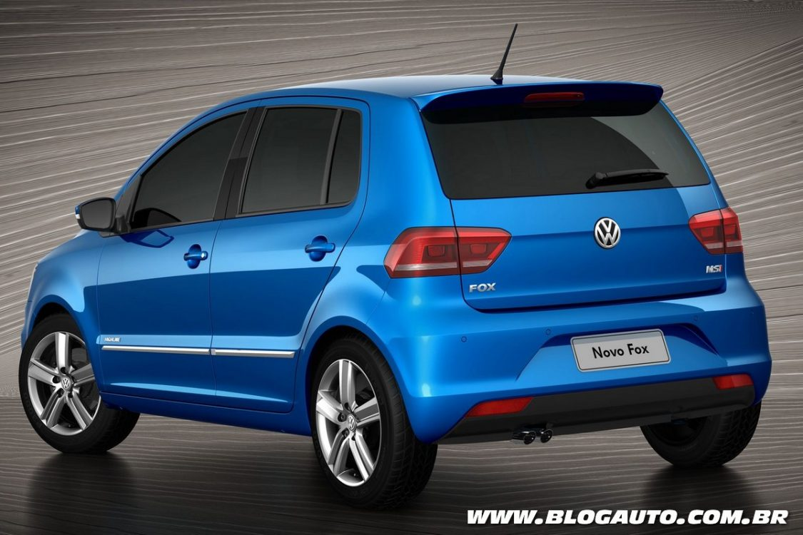 Volkswagen Fox 2017 2018 2019 Volkswagen Reviews