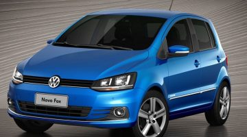 Volkswagen Fox Highline 2017
