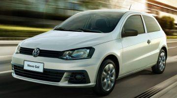 Volkswagen Gol 2017 duas portas