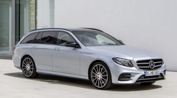 Mercedes-Benz Classe E Estate 2017