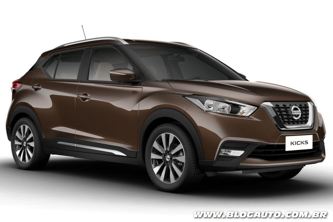 nissan kicks sl tem pr venda iniciada blogauto. Black Bedroom Furniture Sets. Home Design Ideas