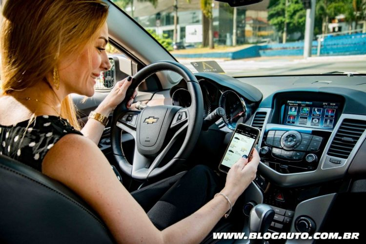Serviço de compartilhamento de carros da GM