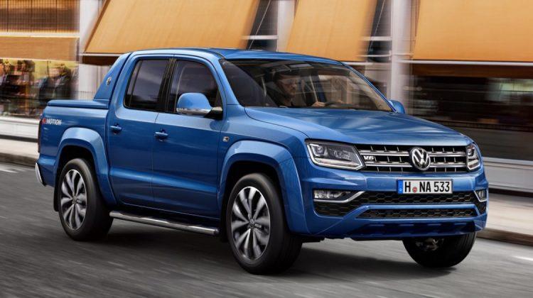 Volkswagen Amarok V6 2017