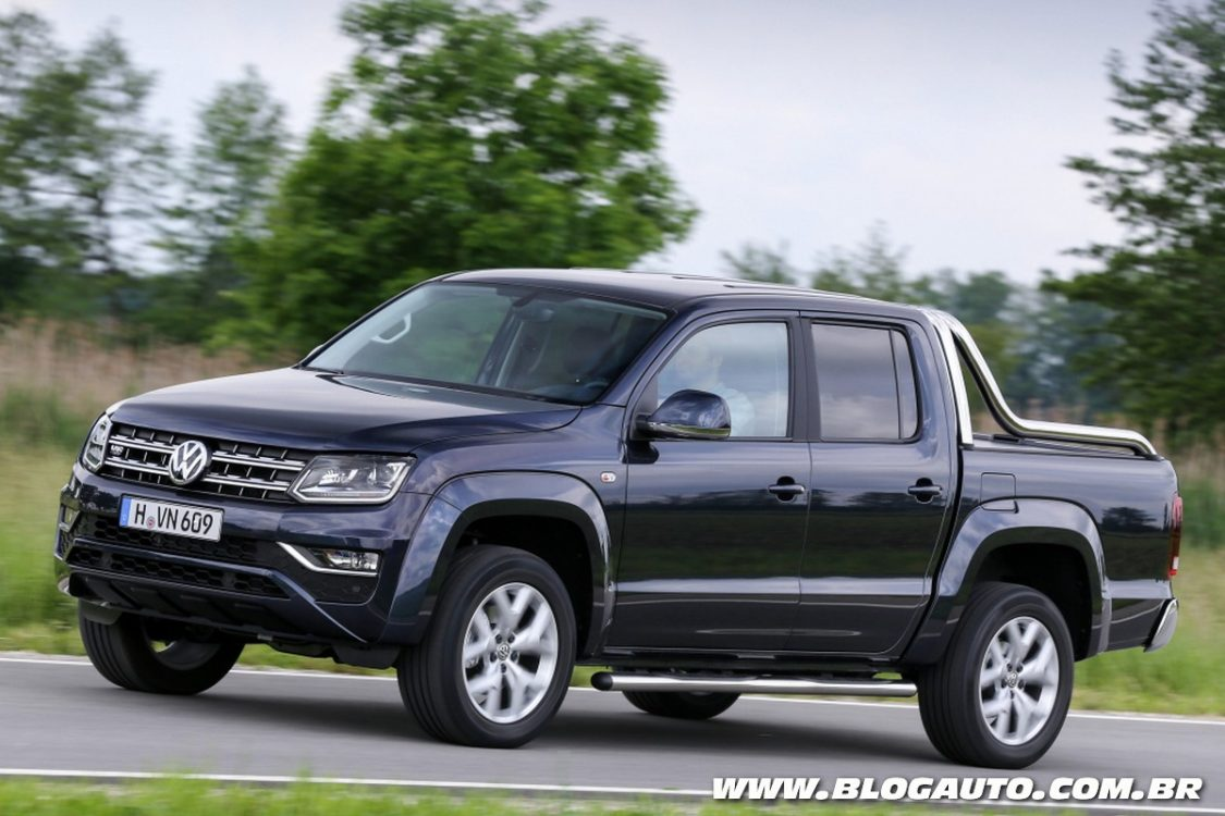 volkswagen amarok 2017 chega sem motor v6 blogauto. Black Bedroom Furniture Sets. Home Design Ideas