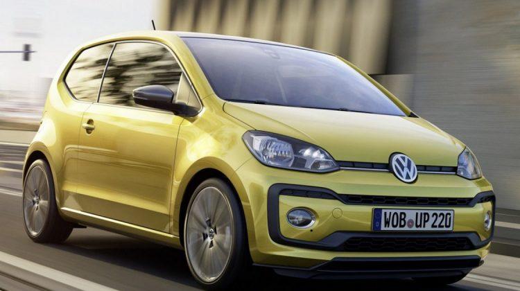 Volkswagen up! 2017