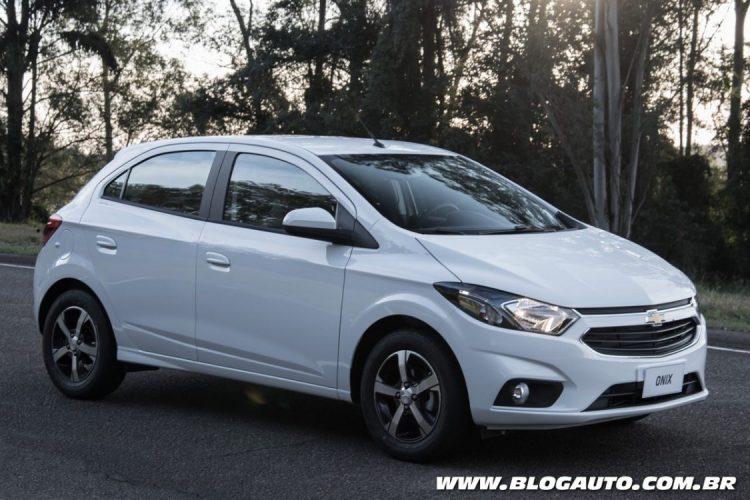 Valor do seguro do novo Chevrolet Onix pode chegar a R$ 3.411,25 em São Paulo