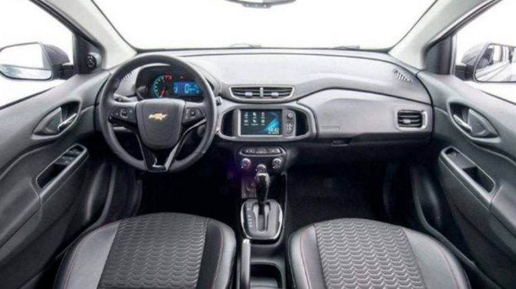 Chevrolet Onix 2017