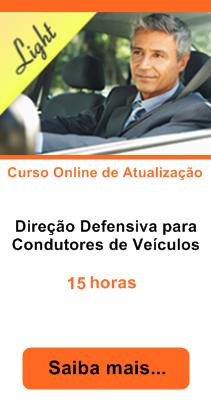 Direção defensiva carro