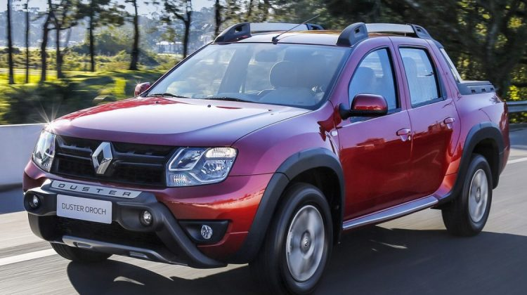 Renault Duster Oroch 2017
