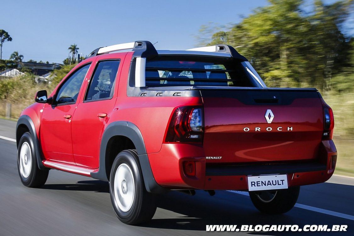 renault duster oroch 2017 ganha c mbio autom tico blogauto. Black Bedroom Furniture Sets. Home Design Ideas
