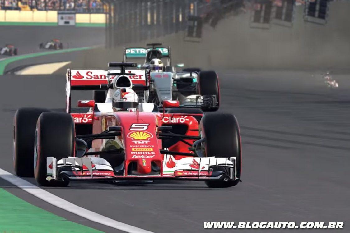 Jogos Assetto Corsa e F1 2016 ganham trailers