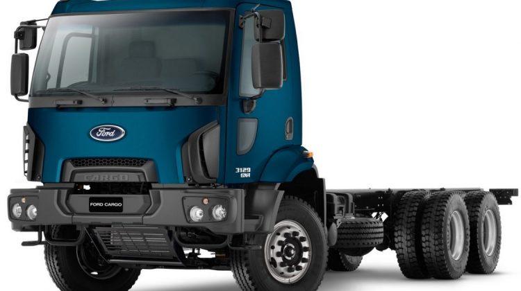Ford Cargo 3129 6X4