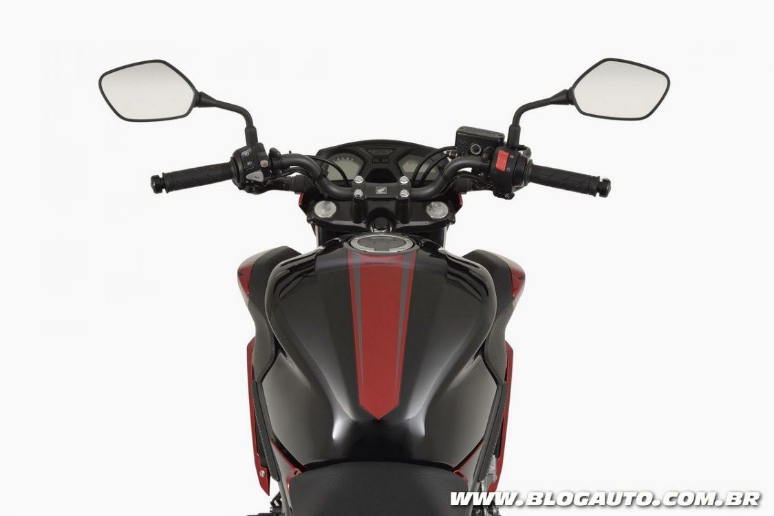 Excellent Honda Lana Nova Linha Das Motos CB 650 2017  BlogAuto