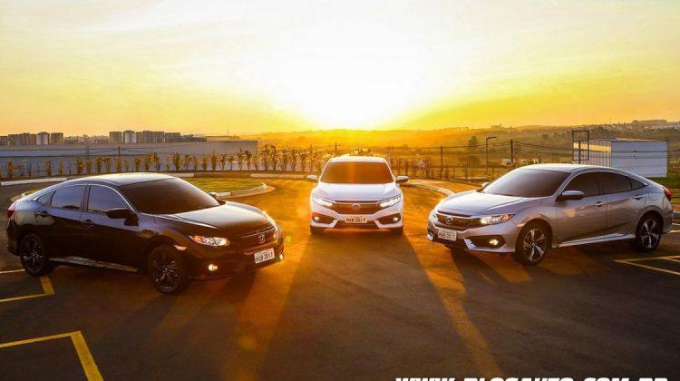 Nova geração do Honda Civic