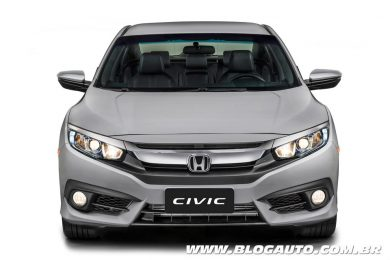 Honda Civic 2017 ELX