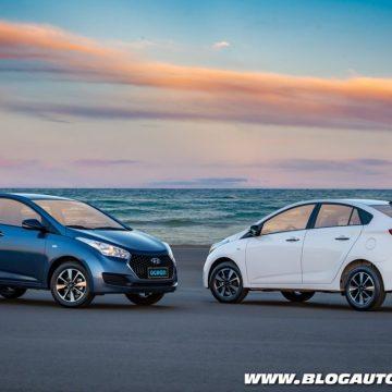 Hyundai HB20 e HB20S Ocean