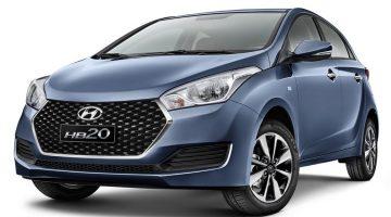 Hyundai HB20S Ocean