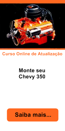 Monte seu Chevy 350