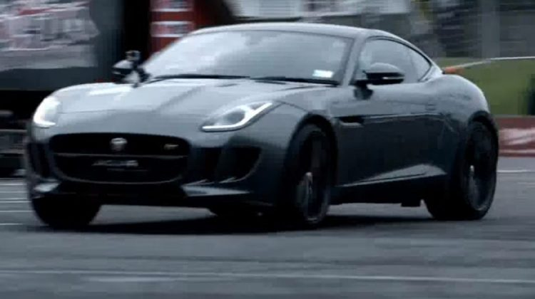 Pegadinha em vídeo criada pela Jaguar