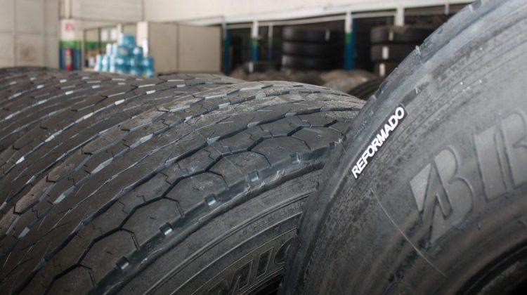 Reforma de pneus