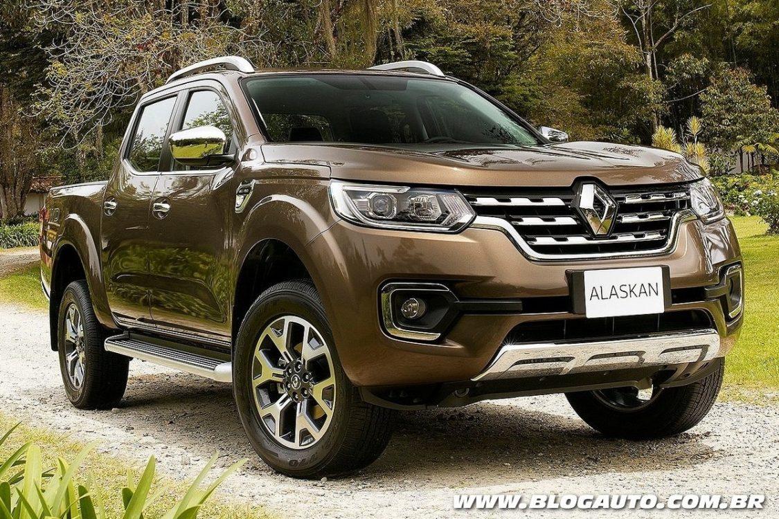 Renault Alaskan é revelada e chegará ao Brasil