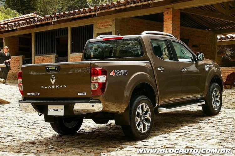 renault alaskan revelada e chegar ao brasil blogauto. Black Bedroom Furniture Sets. Home Design Ideas
