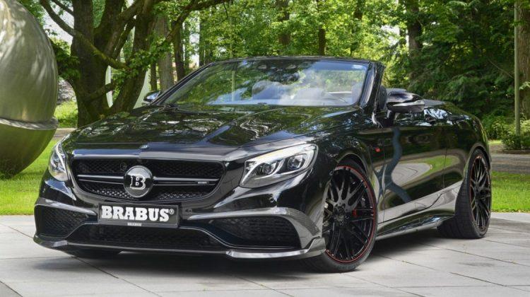 S63 Brabus 850 Cabrio