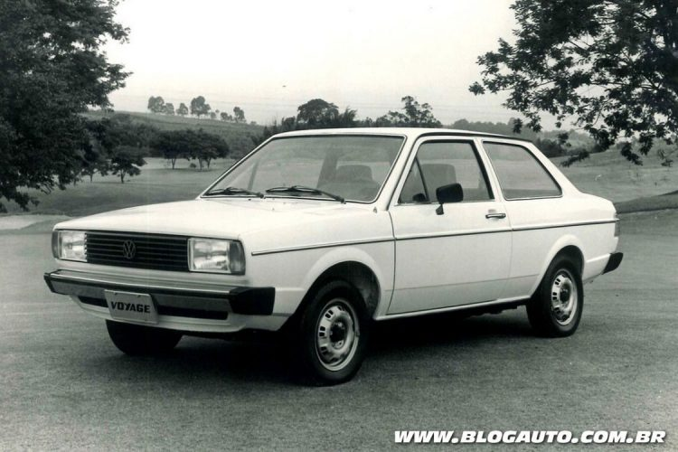 Volkswagen Voyage 1981