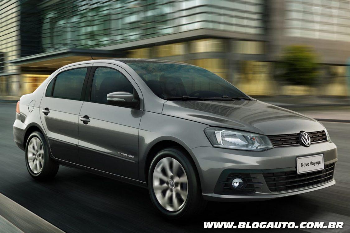 Volkswagen Voyage celebra seu 35º aniversário