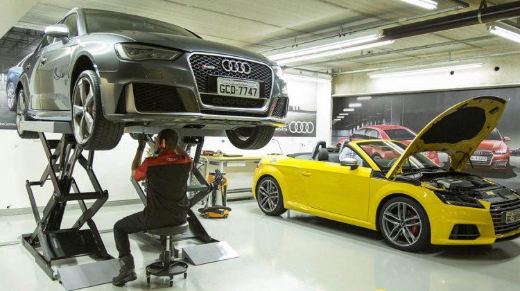 Audi Airport Service