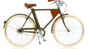 Bicicleta Elétrica da Vela Bikes que estará no Salão de Veículos Elétricos