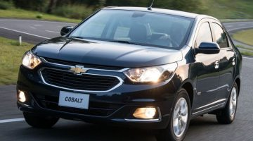Chevrolet Cobalt Elite 2017