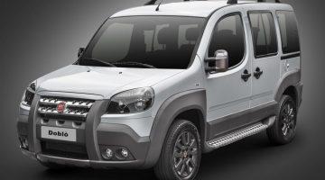 Fiat Doblò Adventure 2017