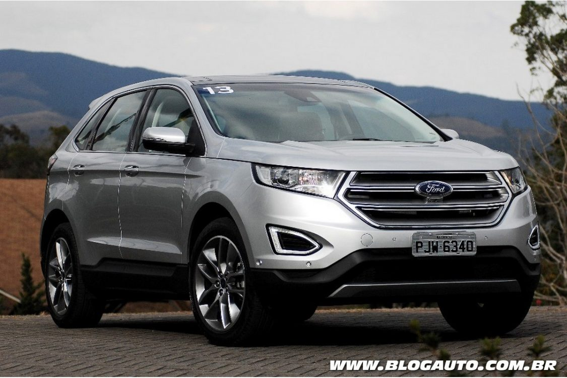 Ford Edge 2017 2017 2018 Best Cars Reviews