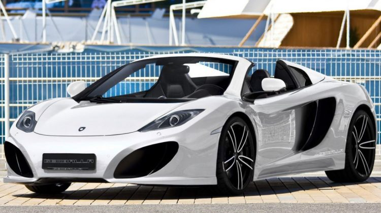Gemballa GT Spyder