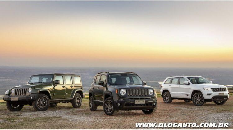 Jeep Série 75 Anos