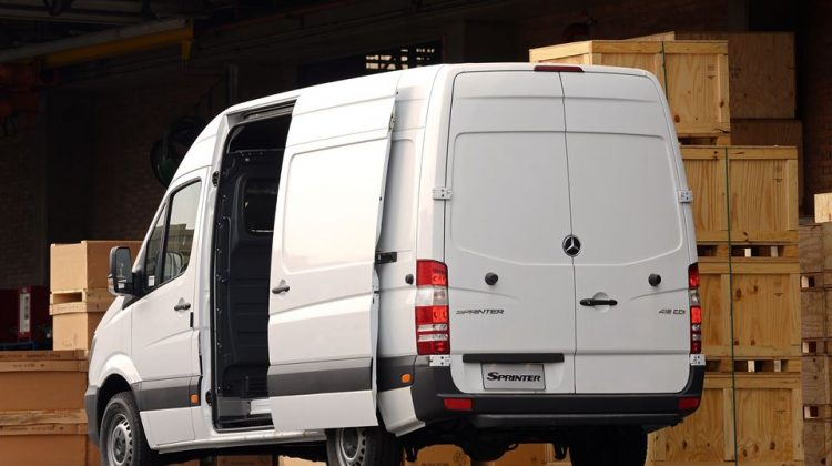 Mercedes-Benz Sprinter 2017