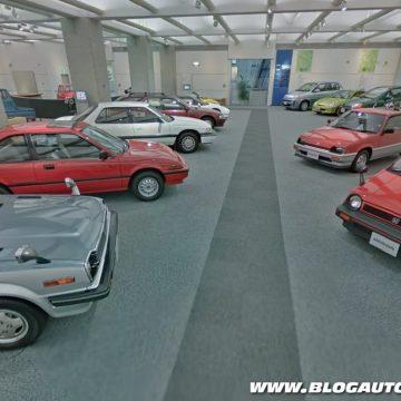 Museu da Honda no Japão