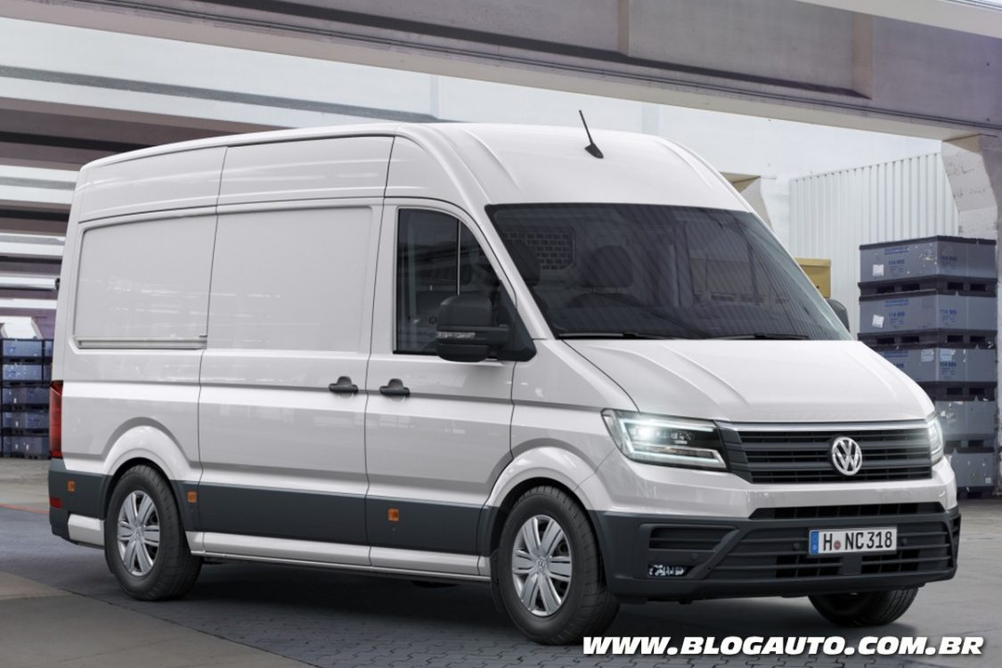 volkswagen crafter estreia nova gera o e seria op o no. Black Bedroom Furniture Sets. Home Design Ideas