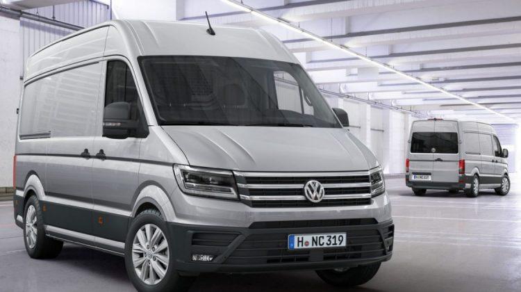 Volkswagen Crafter 2016