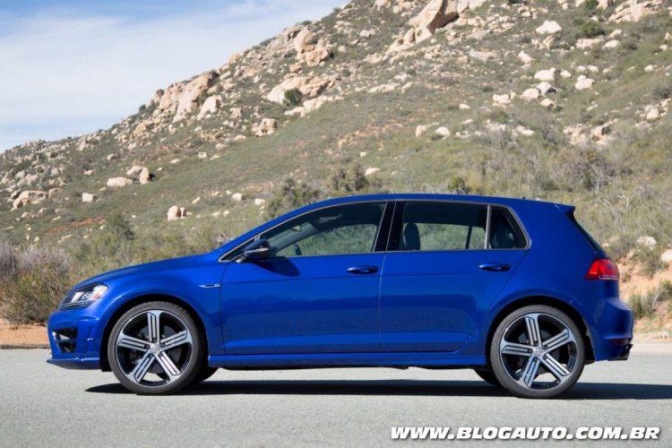 Volkswagen Golf R 2016