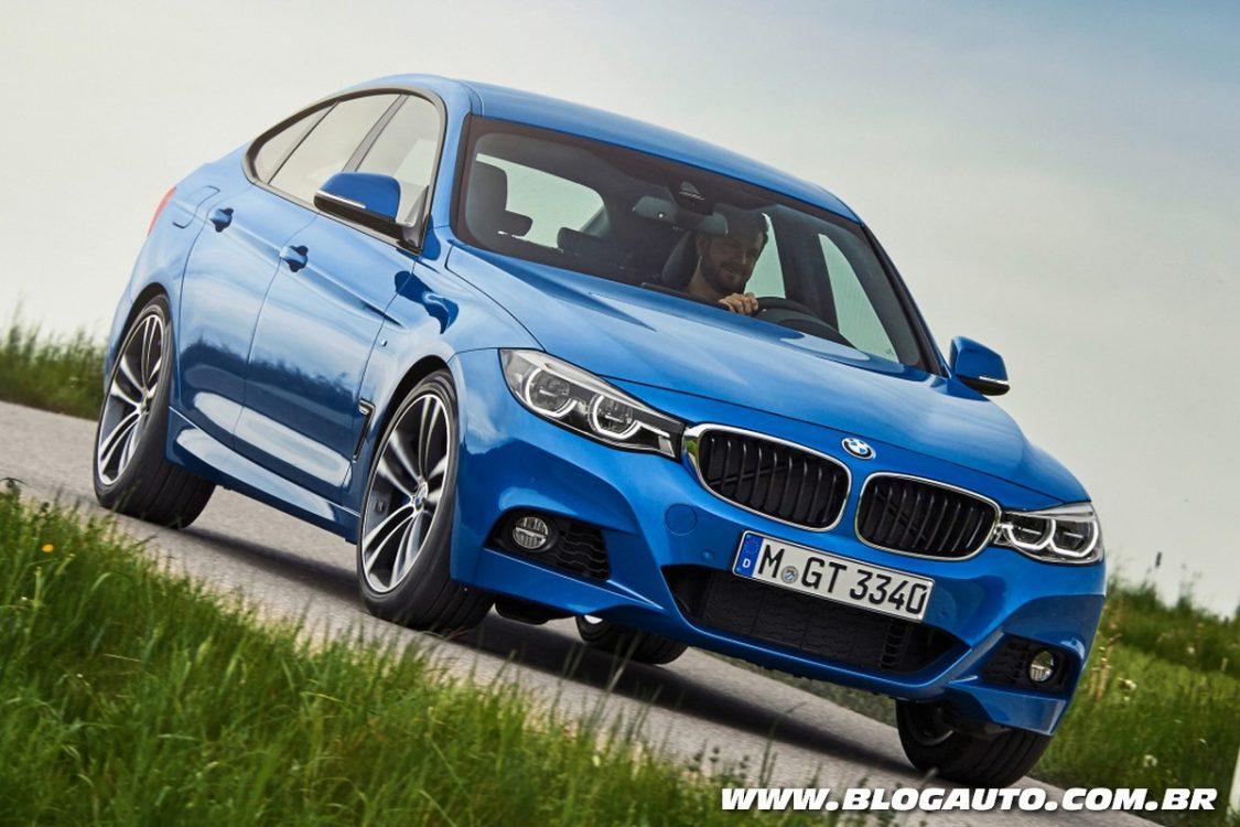 Novo BMW Série 3 Gran Turismo é apresentado em Paris