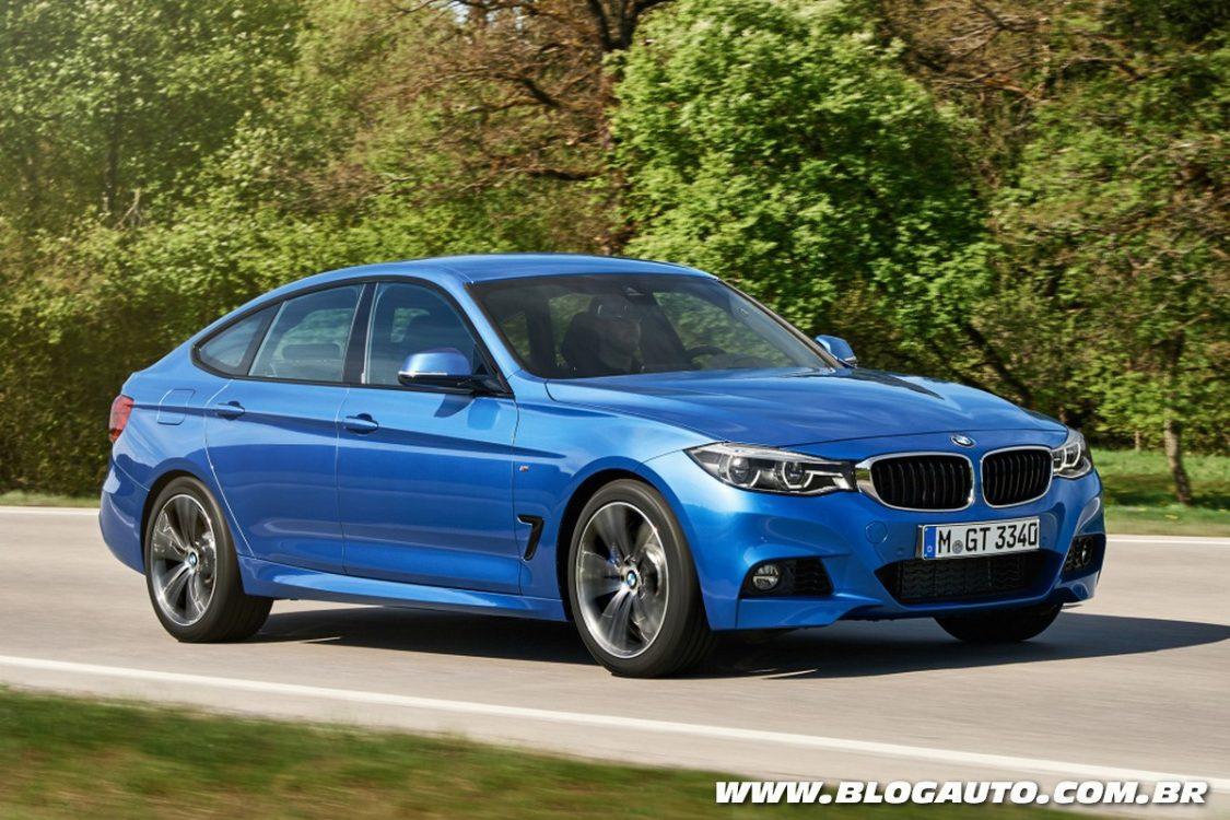 Tabela de preços dos veículos da BMW