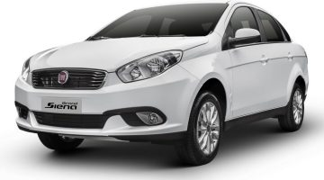 Fiat Grand Siena Attractive 2017