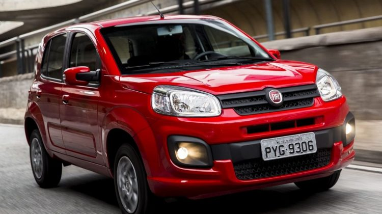 Fiat Uno Attractive 1.0 2017